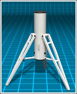 Portable Telescope Pier