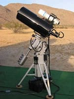 Dave Jurasevich - Portable Telescope Pier