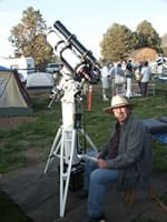 Garth Buckles - Portable Telescope Pier