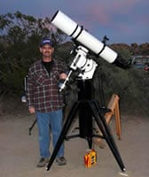 David Pofahl - Portable Telescope Pier